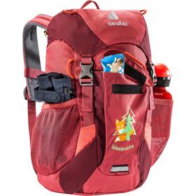 deuter Waldfuchs Backpack 10l Kids cardinal/maron